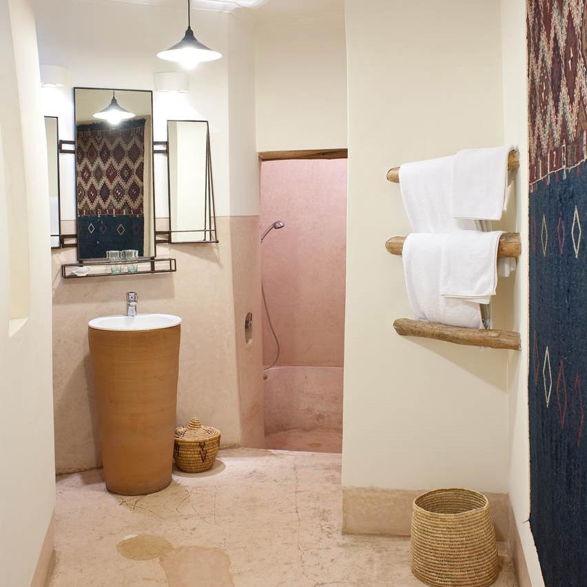 Suite Berbère - Salle de bains