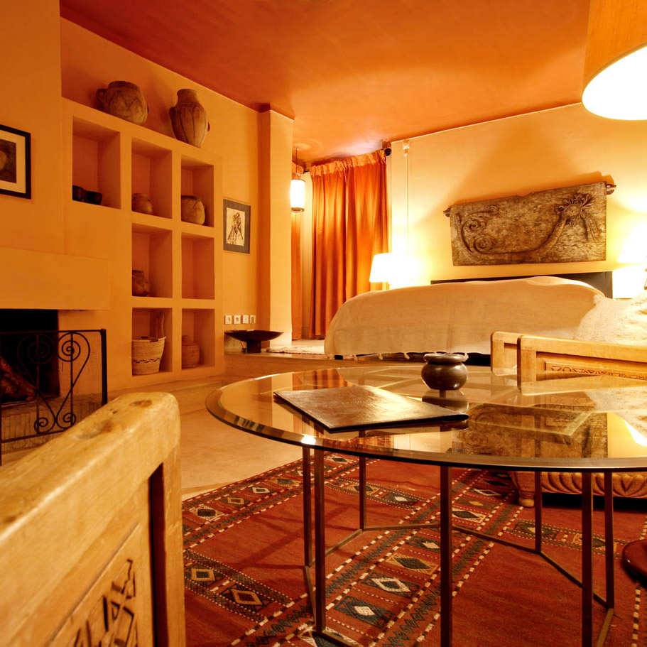 Chaouen Suite - Zimmer