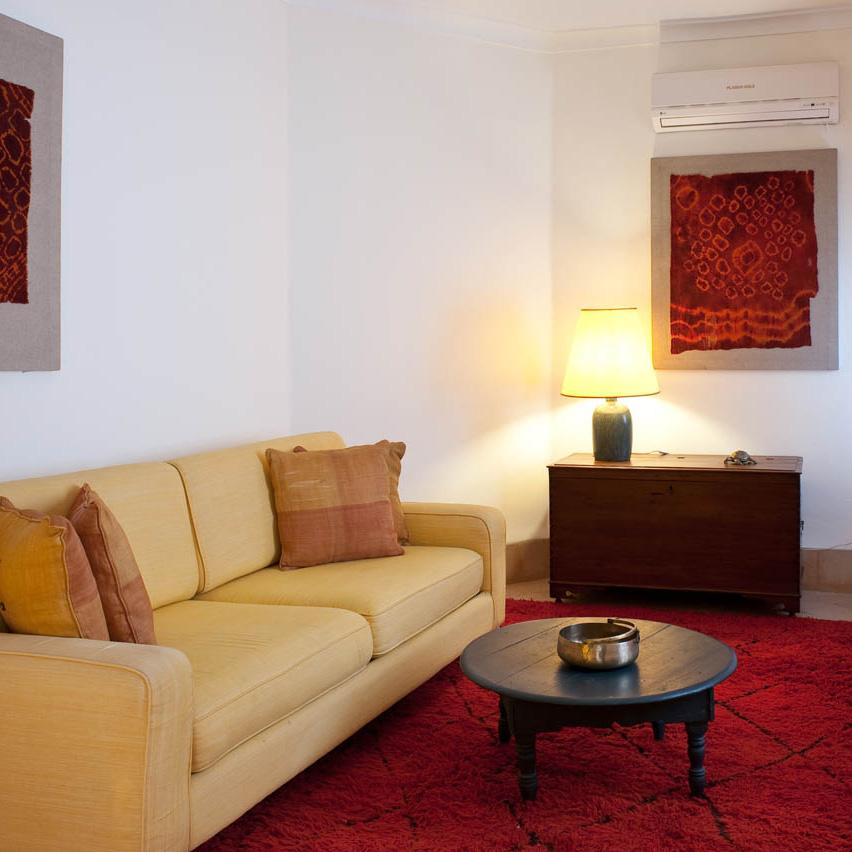 Petite Suite - Salon