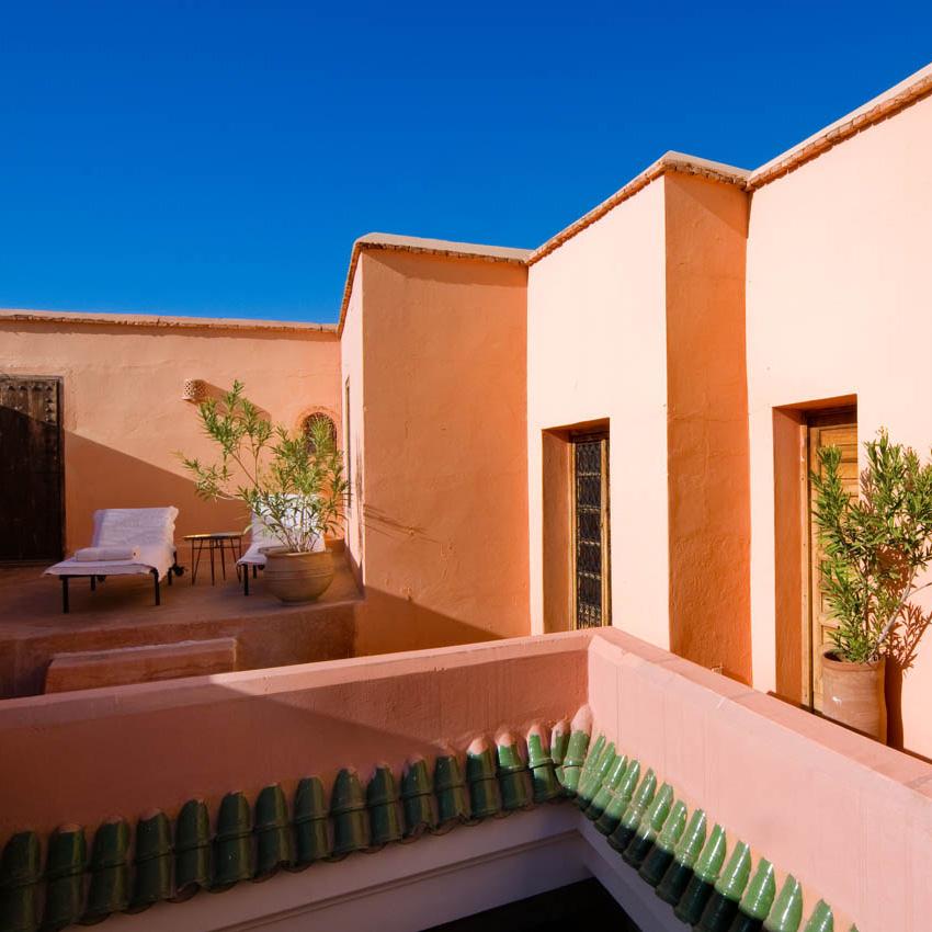 Petite Suite - Terrasse