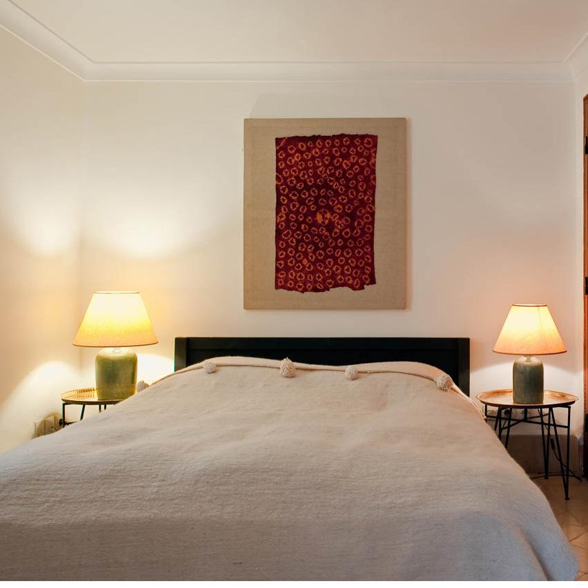 Petite Suite bedroom