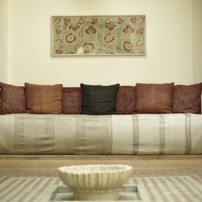 Riyad El Cadi - Ottoman Suite lounge