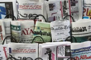 Zeitungsstand_Marrakesch