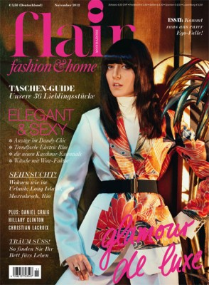 Flair Magazin Oktober 2012