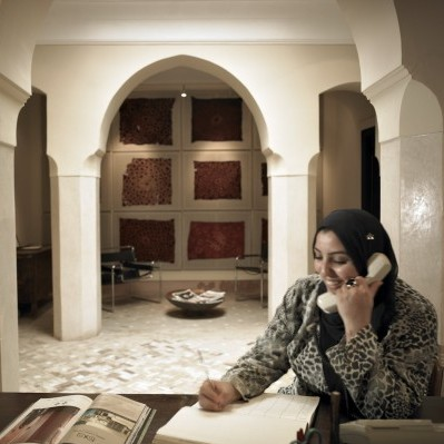 Concierge Khadija