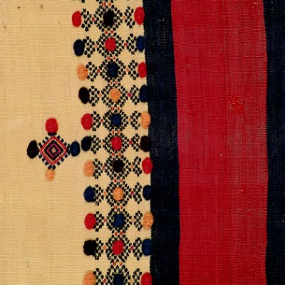 Early Berber textiles from the Anti-Atlas