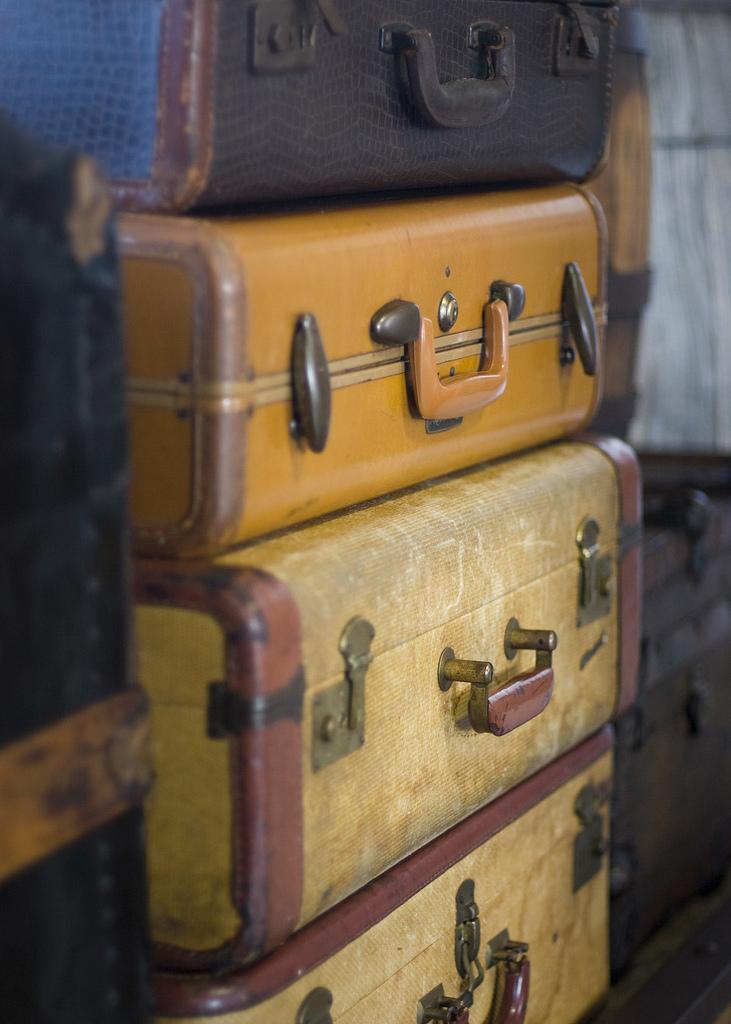 Checkliste für das Kofferpacken