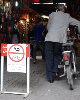 Marrakech-Souks-without-bikes